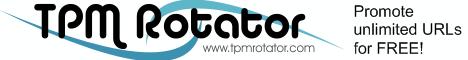 TPM ROTATOR - El rotator gratuito definitivo para promocionar tus sitios web