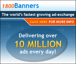 1800 BANNERS - Web de intercambio de banners y ¡Revenue Share!