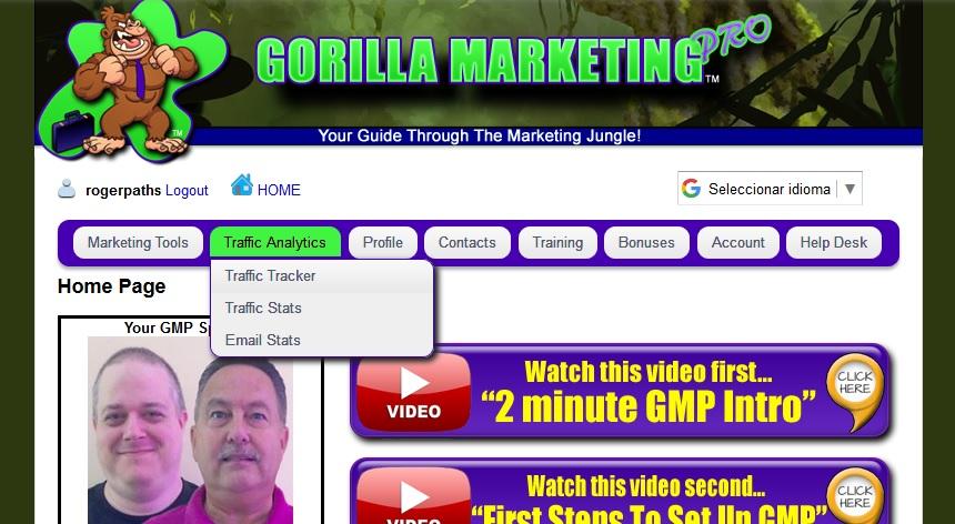 Gorilla marketing pro 2